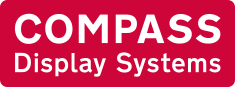 compass display systems logo