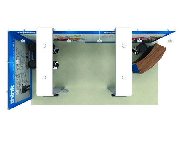 Think_Vector_Exhibition_Stand_Plan_View