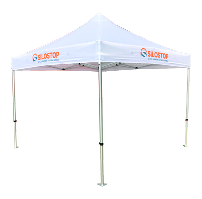 SILOSTOP 3X3 METRE POP UP GAZEBO TENT