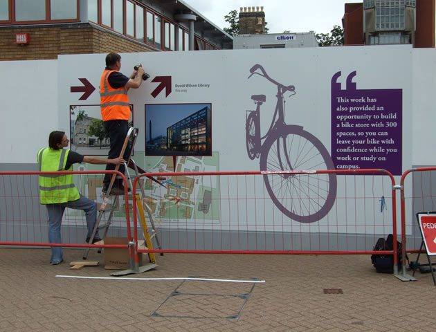Building_site_Hoardings_2 compass manchester