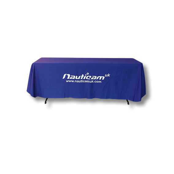 Branded Exhibition Tablecloth
