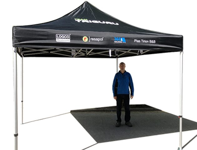 pop up tent gazebo with logos s